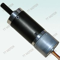 Electric Motor Permanent Magnet BLDC Gear Motor