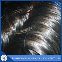 Building material iron rod/black annealed wire for double loop binding wire