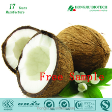 Factory supply coconut extract powder from ISO GMP certification manufacturer