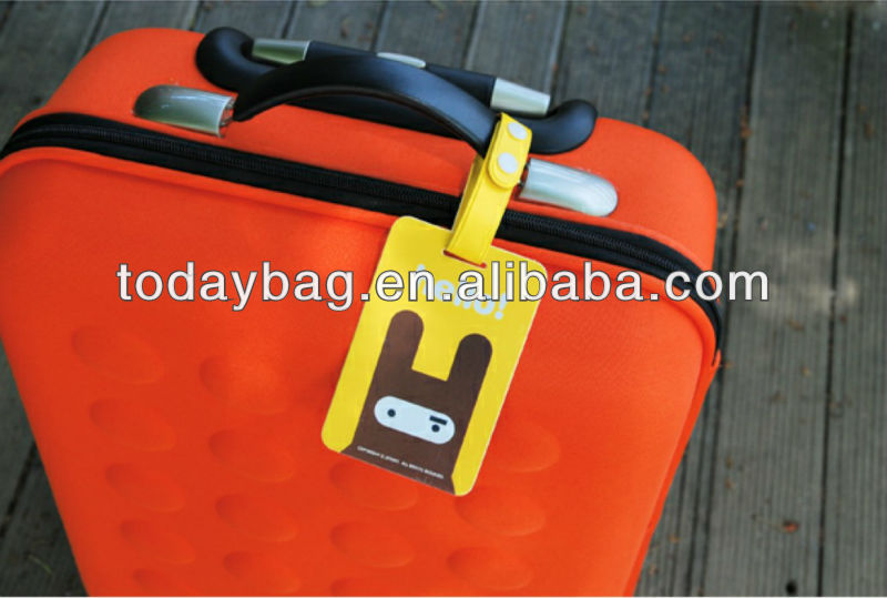 luggage eco string tag fastener