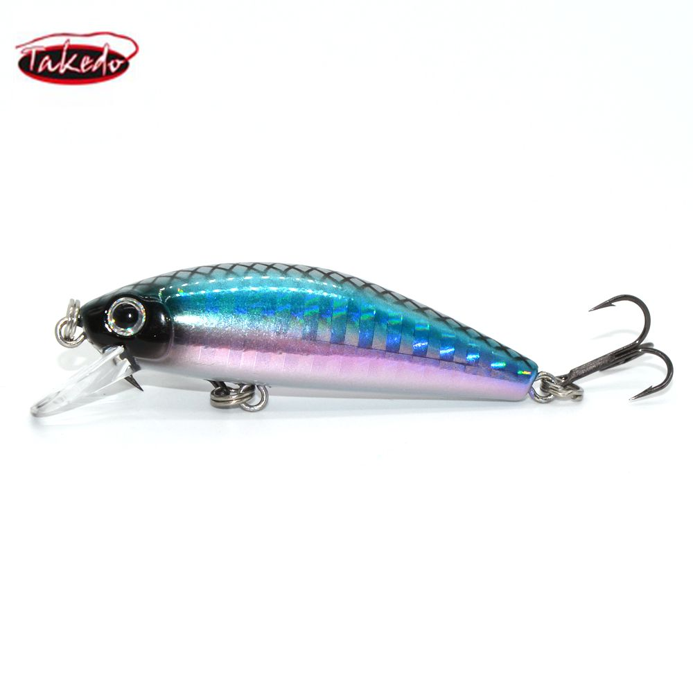 wholesale wobblers Jerkbait LB50A minnow 50mm 6.5g Sinking Minnow <strong>Fishing</strong> lures bass lure
