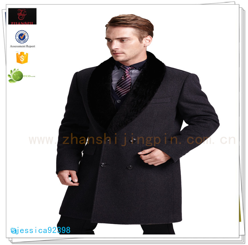 luxury designer brand name men's winter coats