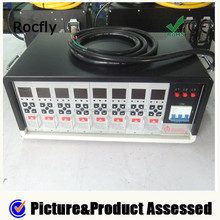 8 Zone Mould Temperature Controller For Plastic Injection Molding Machine