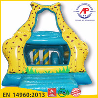 Guangzhou Airpark inflatable bouncer game , frozen inflatable bouncer , inflatable bouncer combo