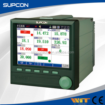AR3100 presure date recorder 4-20ma /pulse volume/flow Totalizer Meter/ pt 100 . controller From China