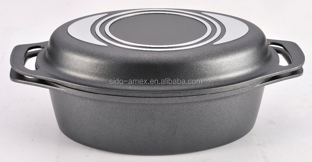 Cast Iron Die Casting Kitchenware and Cookware