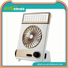 portable fan with light ,h0tv8 solar powered portable fan