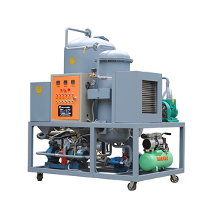 Used motor oil purifier small scale waste oil recycling machine