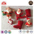 ICTI Approved Factory Cheap Small christmas santa claus toy