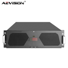 Professional H.265 64CH 4K NVR with 16 SATA and 2 eSATA Hard Dirve