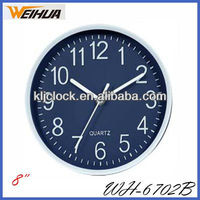 Promotion gift clock/world clock/wall hanging clocks