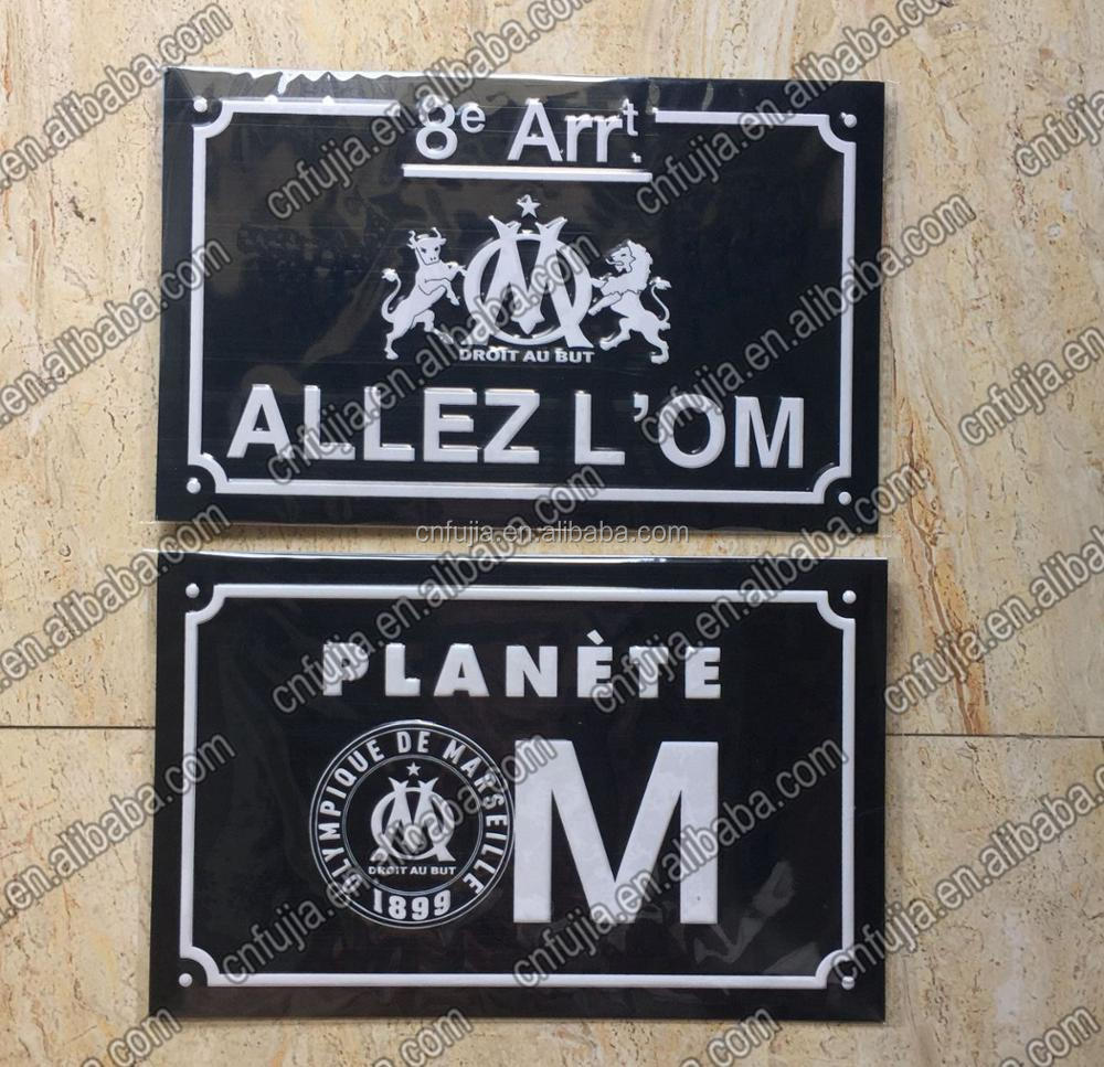 metal sign,custom screen printed aluminum plate,metal plate, road metal sign, metal wall sign