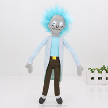 30cm Rick and Morty plush toys Happy Sad angry Foamy Meeseeks Stuffed Plush Toys Dolls For Kids Gift Mr. Meeseeks stuffed toy