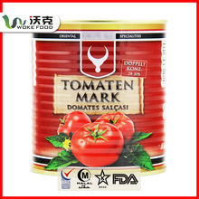 New Crop Tomato Sauce in Size 4500g