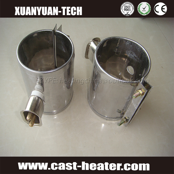 New Design Electric Industrial Band Stainless Steel Heater Plug Socket