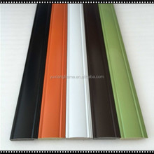 different colors unfinished polystyrene frames photo profiles mouldings