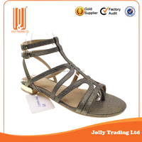 Top Quality PU Shoes Fancy Sandal