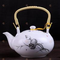 2016 top great tea set tea pot infuser pot monster energy drink wholesale TG-505T337-W-3