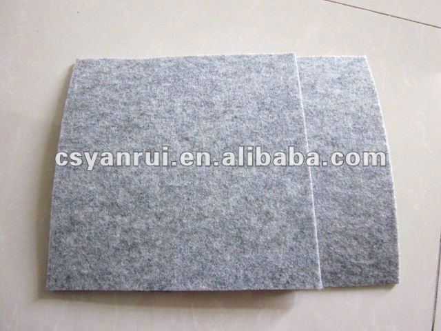 Reliable Manufacturer of Needle Punched Felt or Carpet