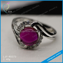 Wholesale Smart 925 Silver Jewelry Ring