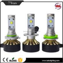 High Power Super Bright Bulbs 9005 9006 9012 Auto Motorcycle Headlight Lamp Led Car Head Light For Sale