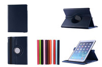 360 Degree Rotate Leather PU Case For iPad Pro 9.7 PU Smart Case Cover