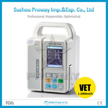 Hot Sale Portable Veterinary Infusion Pump