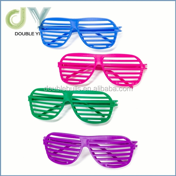 Custom 80's Party Shutter Shades Sunglasses for Kids & Adults (12 Pairs) shutter of custom printing