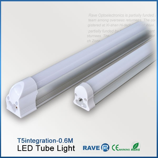 0.6 m T5 led grow light tube for hydroponic system