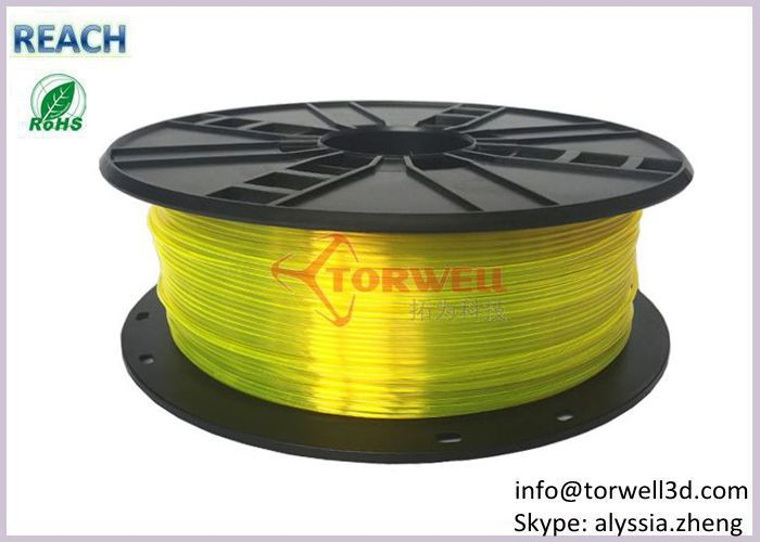 Torwell 3D filament 1.75/3mm PETG T-glass plastic consumables for all FDM 3D printer