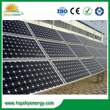 Hot sale high quality 250 Watt Monocrystalline Solar Panel