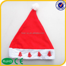New promotional christmas led hat ,christmas gift, cheap christmas products