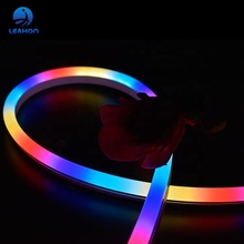 Waterproof IP68 SMD2835 Silicon LED Neon Strip for Indoor and Outdoor Decoration