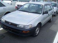 2002 TOYOTA Corolla Van CE107V-5027046 USED CAR FOB US$3500