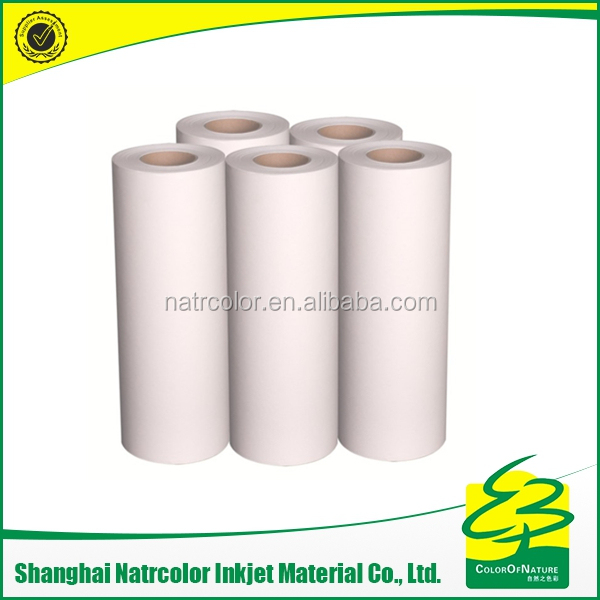 80gsm Sublimation Heat Transfer Paper for Inkjet Printing