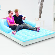 Elegant Custom Design Most Popular PVC Inflatable Camping Sofa