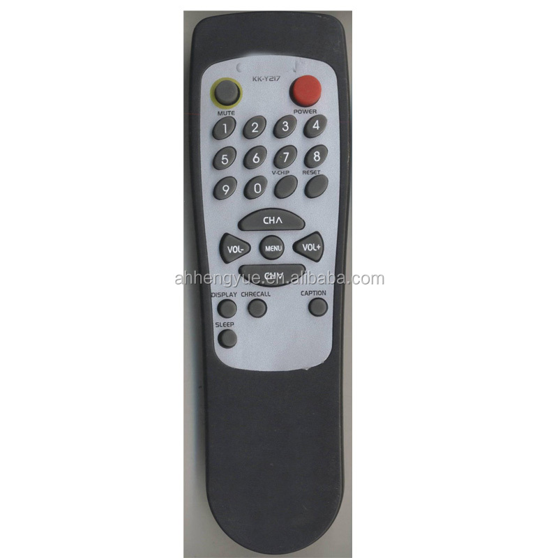 tv remote manufacturers for KONKA KK-Y217