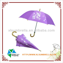 Fancy parasol Chinese straight umbrella