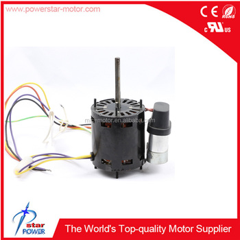 Hign quality single phase 3.3 inch 220 V1/4 hp electric fan motor