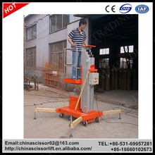 adjustable work platform, elevated work platform