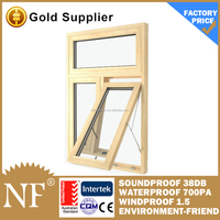 invisible curtain wall operable window
