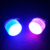 LED Earring Red Blue Flashing Earrings for Party