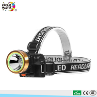 High Quality LED Headlight Headlamp Washer Cover Manufacturers Rechargeable LED Mining Headlamp