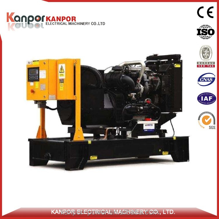 New design water cooled 24KW/30KVA 220v free energy generator