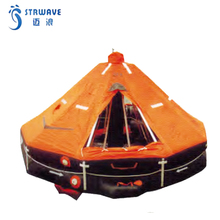 Self Inflatable Life Raft For Small Boats