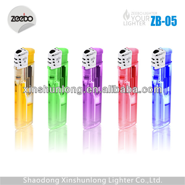 china manufactoy electronic disposable/refillable lighter