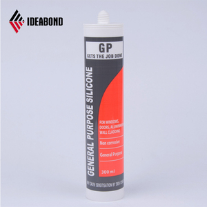 cheap price OEM no logo GP silicone sealant glue for general purpose