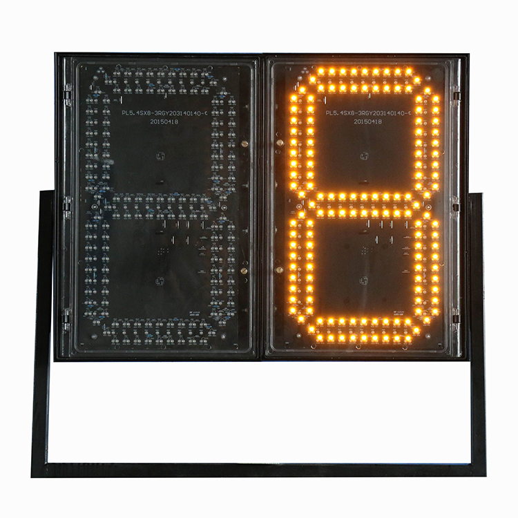 Good price made to order ryg countdown timer remote large led clock timers