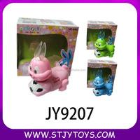 Cute Plastic Electic B/O Rabbit Kids Animal Toys For Sale