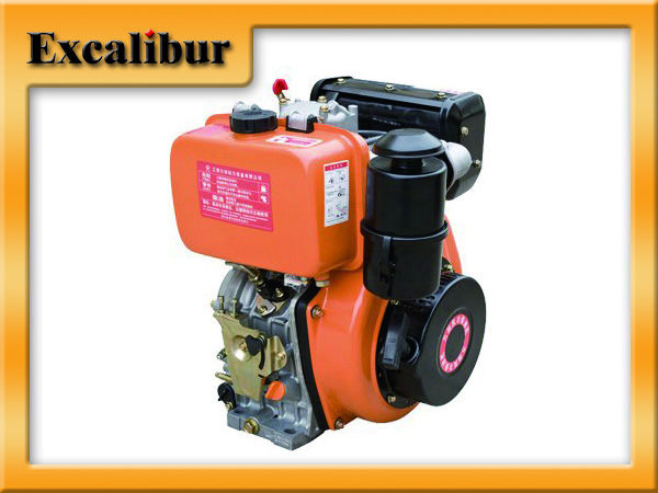 4 Stroke Single Cylinder 10hp Motor Engine For Sale S186F